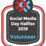 Social Media Halifax volunteer
