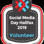 Social Media Halifax volunteer