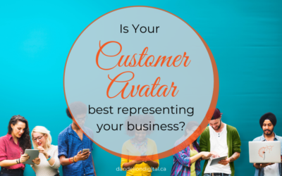 Is Your Customer Avatar Best Representing Your Business?